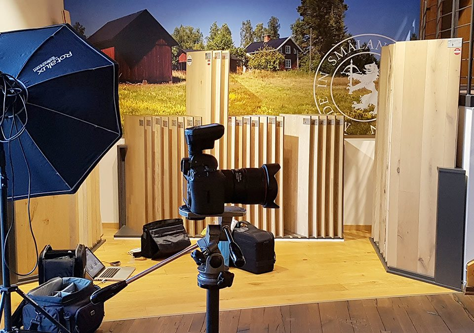 Fotoshooting bei Holz Pirner in Pommelsbrunn