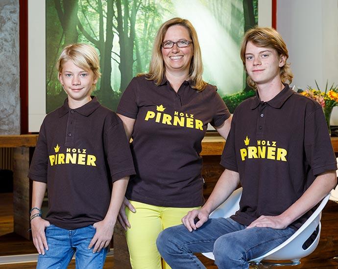 Team, Familie Pirner | Holz Pirner GmbH | Pommelsbrunn