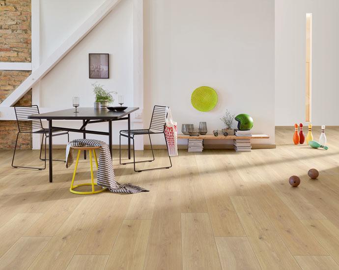 Wohnen mit Holz | Laminat von Parador | Holz Pirner Pommelsbrunn
