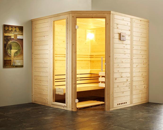 Sauna | Sauna Classico von Infraworld | Holz Pirner Pommelsbrunn