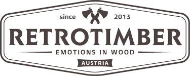 Logo Retrotimber | Holz Pirner Pommelsbrunn