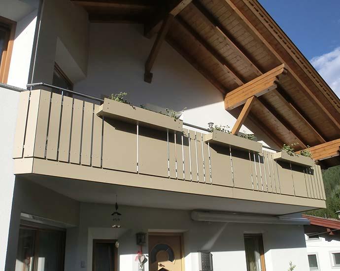 Arnthaler Balkone, groß | Holz Pirner GmbH | Pommelsbrunn