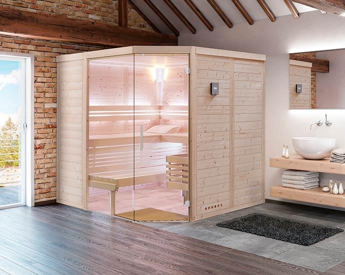 Sauna und Infrarotkabine | Holz Pirner GmbH | Pommelsbrunn, Teaser