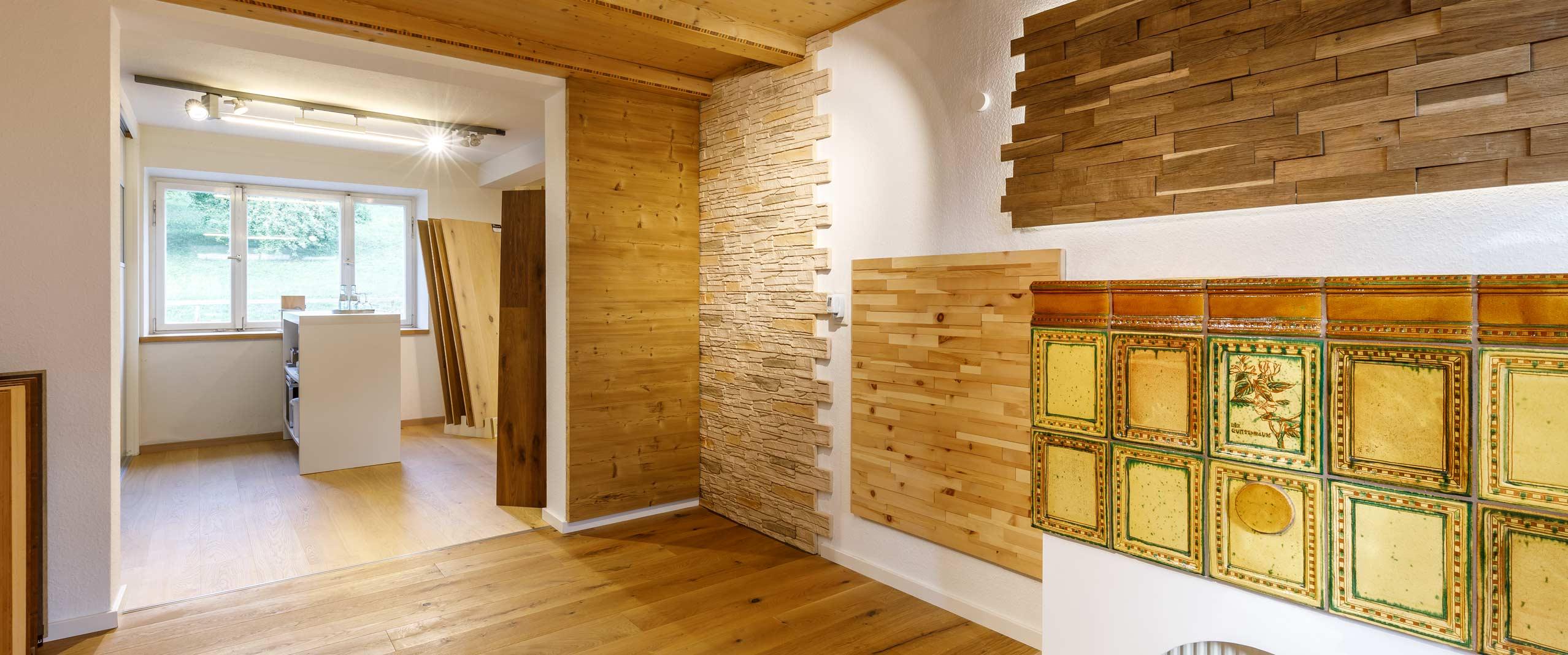 Sehr Wand und Decke | Holz Pirner GmbH | Pommelsbrunn GM35