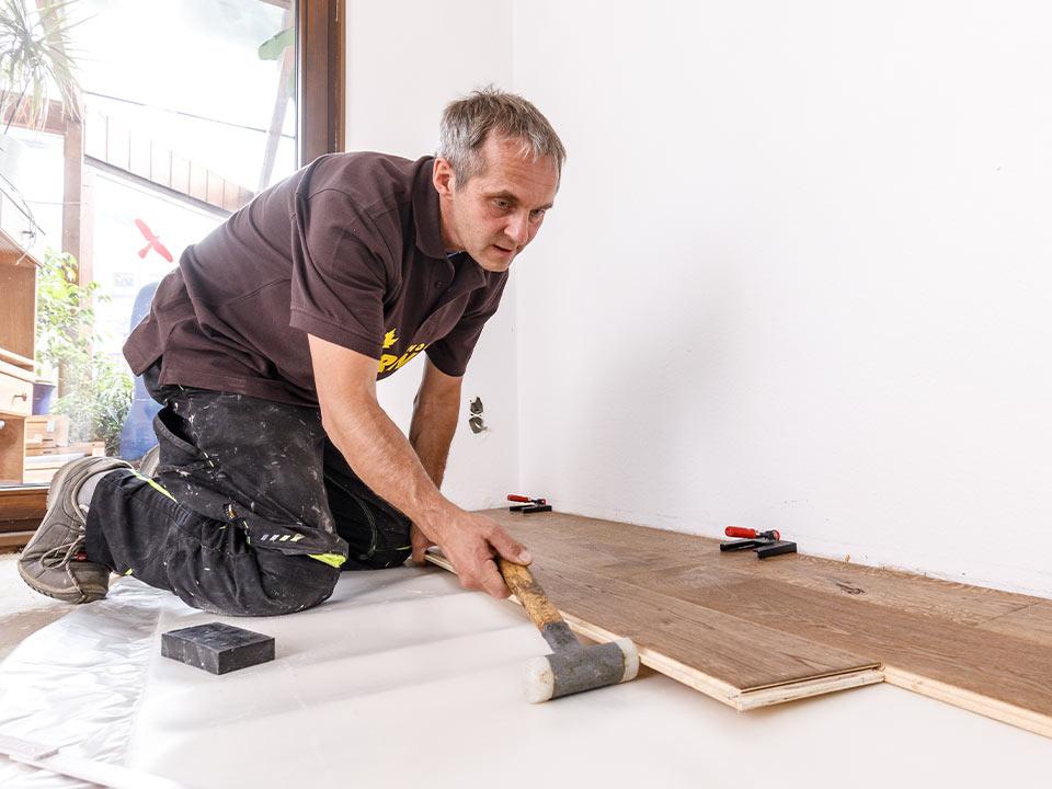 Starterpaket Parkett, Beitragsbild | Holz Pirner GmbH | Pommelsbrunn