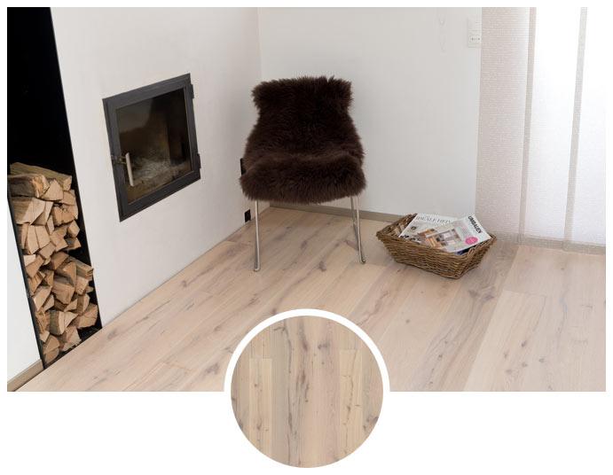 Parkett, Kährs, Eiche Davos | Holz Pirner GmbH | Pommelsbrunn