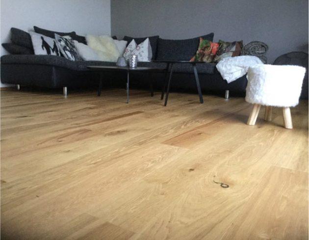 Kundenstimme Parkett-Paket | Holz Pirner in Pommelsbrunn