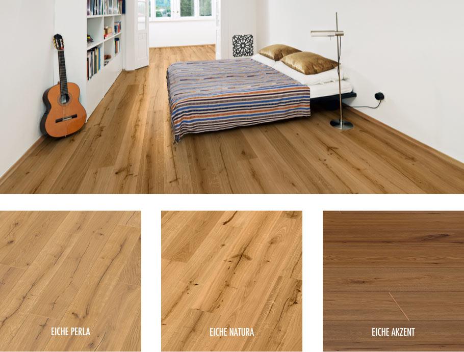 Parkett, Scheucher, Eiche Palermo | Holz Pirner GmbH | Pommelsbrunn