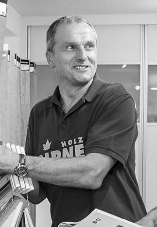 Mitarbeitervorstellung Thomas von der Grün, Beratungssituation | Blog Holz Pirner GmbH | Pommelsbrunn